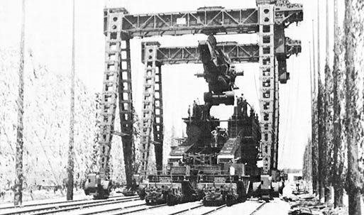 Projet militaire Gustav513